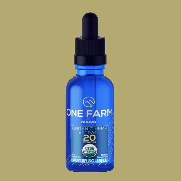 One Farm Water Soluble CBD