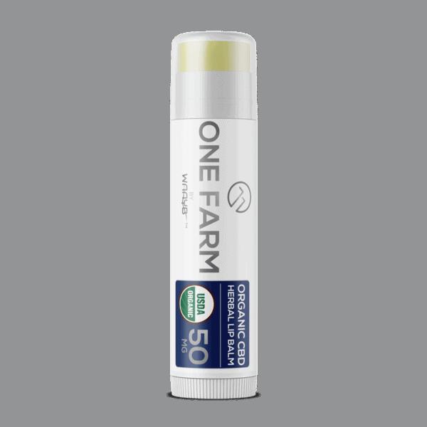One farm herbal lip balm